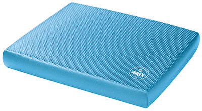 "Airex Balance Pad, Elite, 16"" x 20"" x 2.5"", Blue, Case of 20"