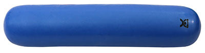 CanDo® Inflatable Roller - Blue - 7 x 30 inch - Round