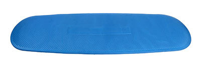 CanDo® Exercise Mat - 24 x 72 x 0.6 inch - Blue, case of 10