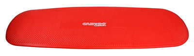 CanDo® Exercise Mat - 24 x 72 x 0.6 inch - Red, case of 10