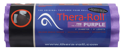 Thera-Roll® - 3x8 inch, firm, purple