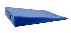 CanDo® Positioning Wedge - Foam with vinyl cover - Firm - 20 x 22 x 4 inch - Specify Color
