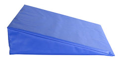 CanDo® Positioning Wedge - Foam with vinyl cover - Firm - 20 x 22 x 6 inch - Specify Color