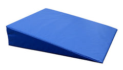 CanDo® Positioning Wedge - Foam with vinyl cover - Medium Firm - 24 x 28 x 6 inch - Specify Color