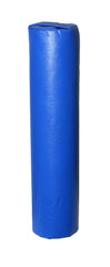CanDo® Positioning Roll - Foam with vinyl cover - Medium Firm - 18 x 4 inch Diameter - Specify Color