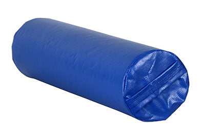 CanDo® Positioning Roll - Foam with vinyl cover - Medium Firm - 24 x 6 inch Diameter - Specify Color