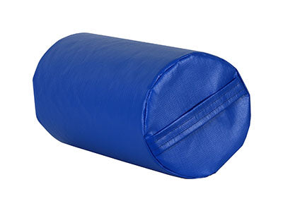 CanDo® Positioning Roll - Foam with vinyl cover - Soft - 15 x 8 inch Diameter - Specify Color