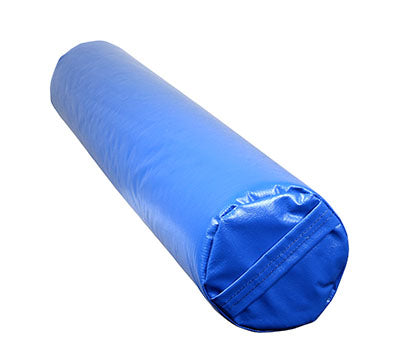 CanDo® Positioning Roll - Foam with vinyl cover - Medium Firm - 36 x 6 inch Diameter - Specify Color