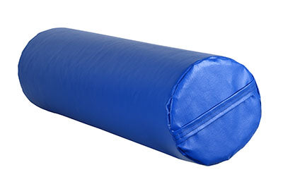 CanDo® Positioning Roll - Foam with vinyl cover - Soft - 36 x 10 inch Diameter - Specify Color