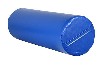 CanDo® Positioning Roll - Foam with vinyl cover - Firm - 36 x 12 inch Diameter - Specify Color