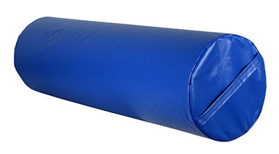 CanDo® Positioning Roll - Foam with vinyl cover - Soft - 48 x 14 inch Diameter - Specify Color