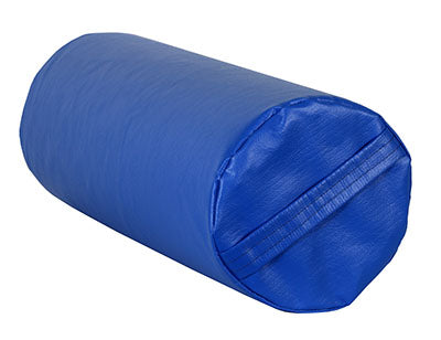 CanDo® Positioning Roll - Foam with vinyl cover - Medium Firm - 24 x 8 inch Diameter - Specify Color