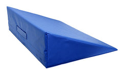 CanDo® Positioning Wedge - Foam with vinyl cover - Medium Firm - 30 x 20 x 8 inch - Specify Color