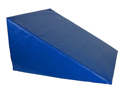CanDo® Positioning Wedge - Foam with vinyl cover - Medium Firm - 30 x 30 x 16 inch - Specify Color