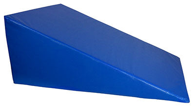 CanDo® Positioning Wedge - Foam with vinyl cover - Medium Firm - 30 x 40 x 16 inch - Specify Color