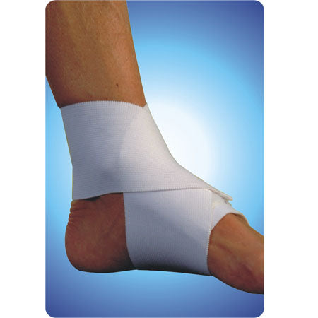 4 in. Ankle Wrap Figure 8 White/Beige