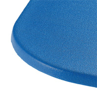 Airex Exercise Mat - Fitness 120 - Blue, 48 in. x 23 in. x 0.6 in., case of 20