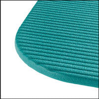 Airex Exercise Mat - Fitline 140, Aqua, 23 in. x 56 in. x 0.4 in.