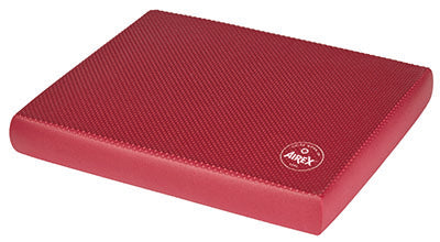 "Airex Balance Pad, Cloud, 16"" x 20"" x 2.5"", Ruby Red"