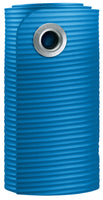 ArmaSport Exercise Mat - Body-15 - 24 x 56 x 0.6 in, Blue, bulk pack of 10