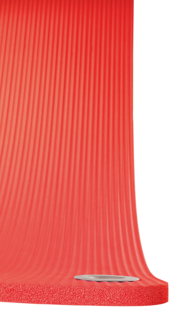 ArmaSport Exercise Mat - Body-15 - 24 x 56 x 0.6 in, Red, bulk pack of 10