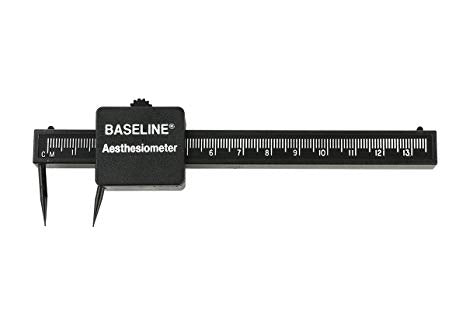 Baseline® Aesthenometer - Plastic - 2-point Discriminator