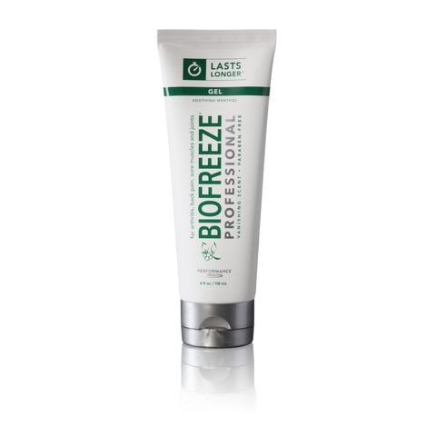 Biofreeze® Colorless Gel, 4 oz. Tube