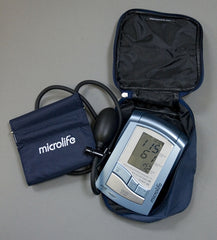 Digital Blood Pressure Monitor - Manual