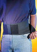 Lumbar Back Support - Black (S - 3XL)