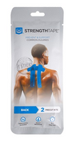 StrengthTape® Kinesiology Tape Kit - Back & Neck