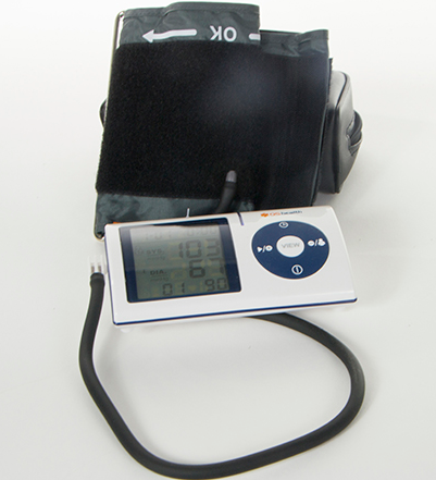 Digital Blood Pressure Monitor - Automatic