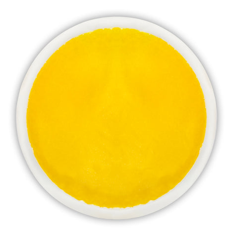 "DSM Supply® Reusable Hot/Cold Gel Pack, 6"" Round - Yellow"