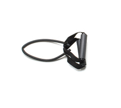 "CanDo® Tubing with Handles - 18"" - Black - x-heavy"