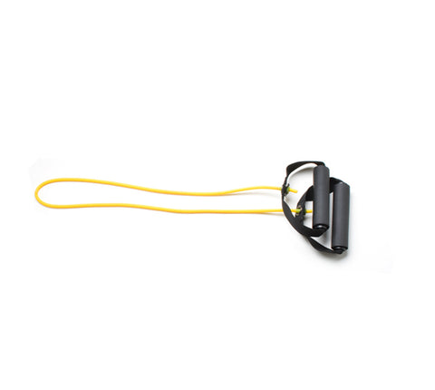 "CanDo® Tubing with Handles - 36"" - Yellow - x-light"