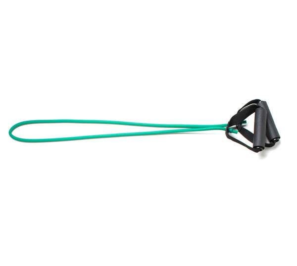 "CanDo® Tubing with Handles - 48"" - Green - medium"