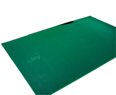 Airex Exercise Mat - Atlas - Green, 78 in. x 48 in. x 5/8 in.