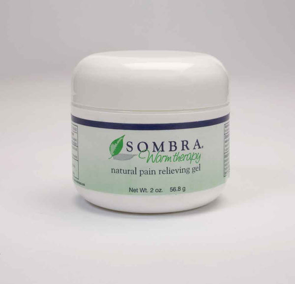 Sombra® Warm Therapy 2 oz Jar