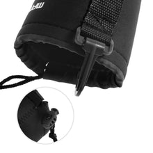 Universal Matin NeopreneWaterproof Soft Video Camera Lens Pouch Bag Case Full Size S M L XL