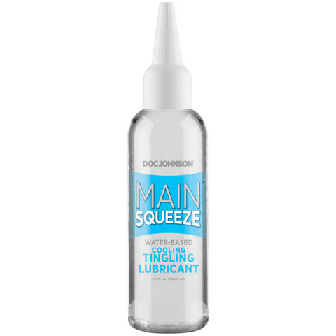 Main Squeeze - Cooling/Tingling Lubricant