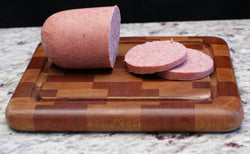 Puzzle Pieces End Grain Cutting Board