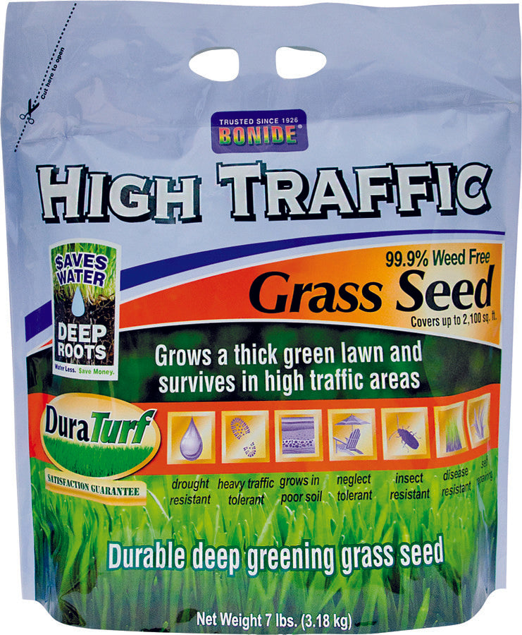 Grass Seed - High Traffic (225-4,500 sq. ft.)