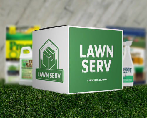 The Small Lawn Box - Both All Natural or Traditional Options (1,000 sq. ft.)