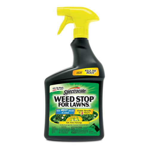 SPECTRACIDE® WEED STOP® FOR LAWNS (Ready to Use Spray)