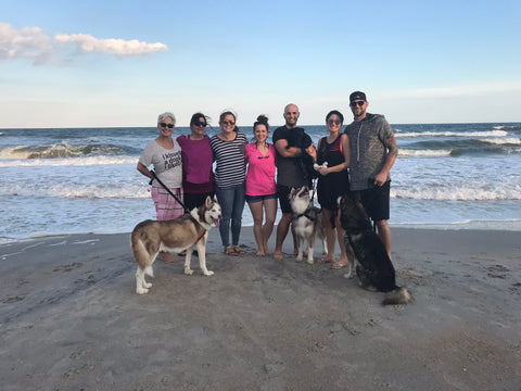 Family on Pawley's Island