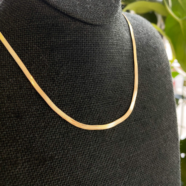 Mini Liquid Gold Necklace