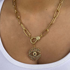 Delphi Necklace