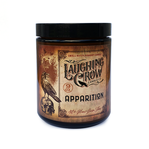 Apparition Wood Wick Candle