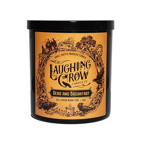 Dead & Breakfast Candle