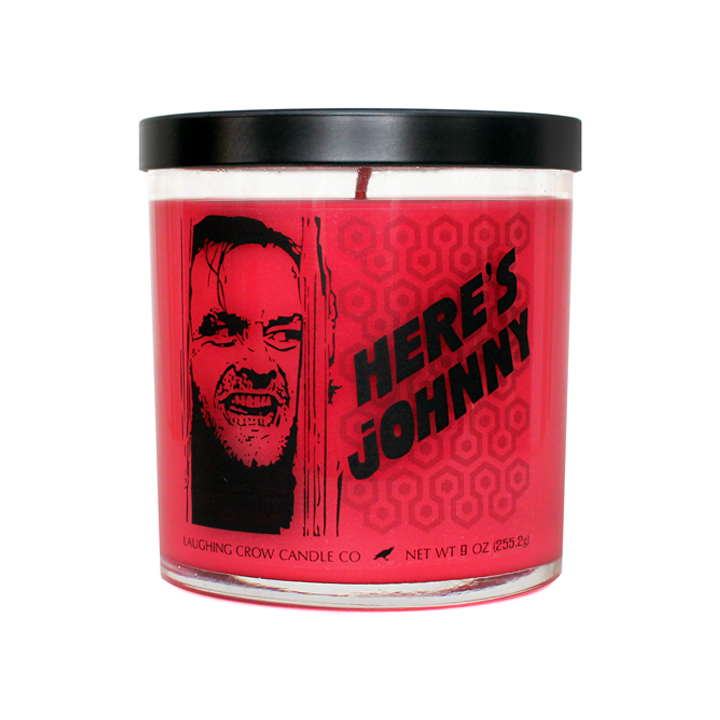 Here's Johnny Candle