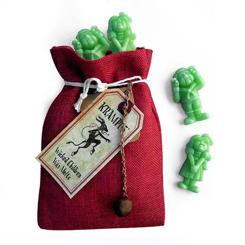 Krampus' Wicked Children Wax Melts